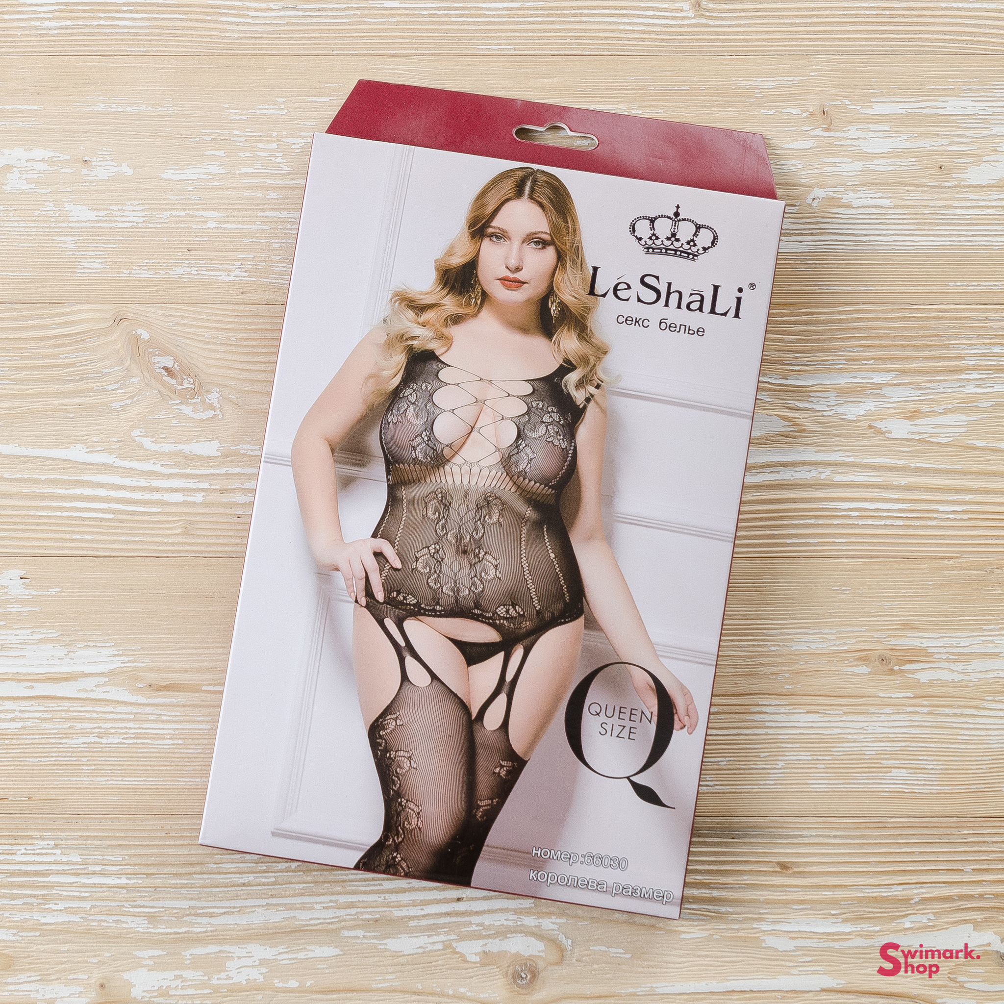 Le Shali Эротическая боди-сетка LE SHALI 66030 Queen Size swimarkshop-6187-2.jpg