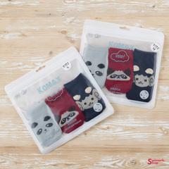 Носочки детские KOMAX Baby-8 color-7, 3 шт. в уп.