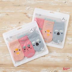 Носочки детские KOMAX Baby-8 color-4, 3 шт. в уп.