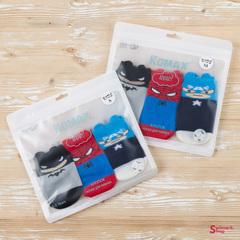 Носочки детские KOMAX Baby-8 color-6, 3 шт. в уп.