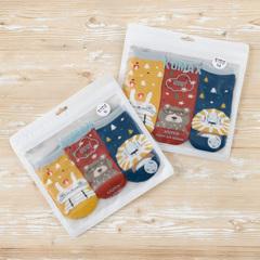 Носочки детские KOMAX Baby-5 color-5, 3 шт. в уп.
