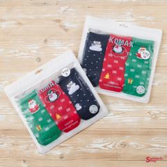 Носочки детские KOMAX Baby-5 color-1, 3 шт. в уп.