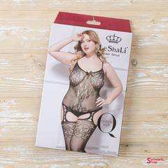 Эротическая боди-сетка LE SHALI 66027 Queen Size