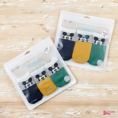 Носочки детские KOMAX Baby-7 color-4, 3 шт. в уп.