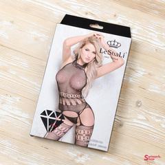 Эротическая боди-сетка LE SHALI 2529