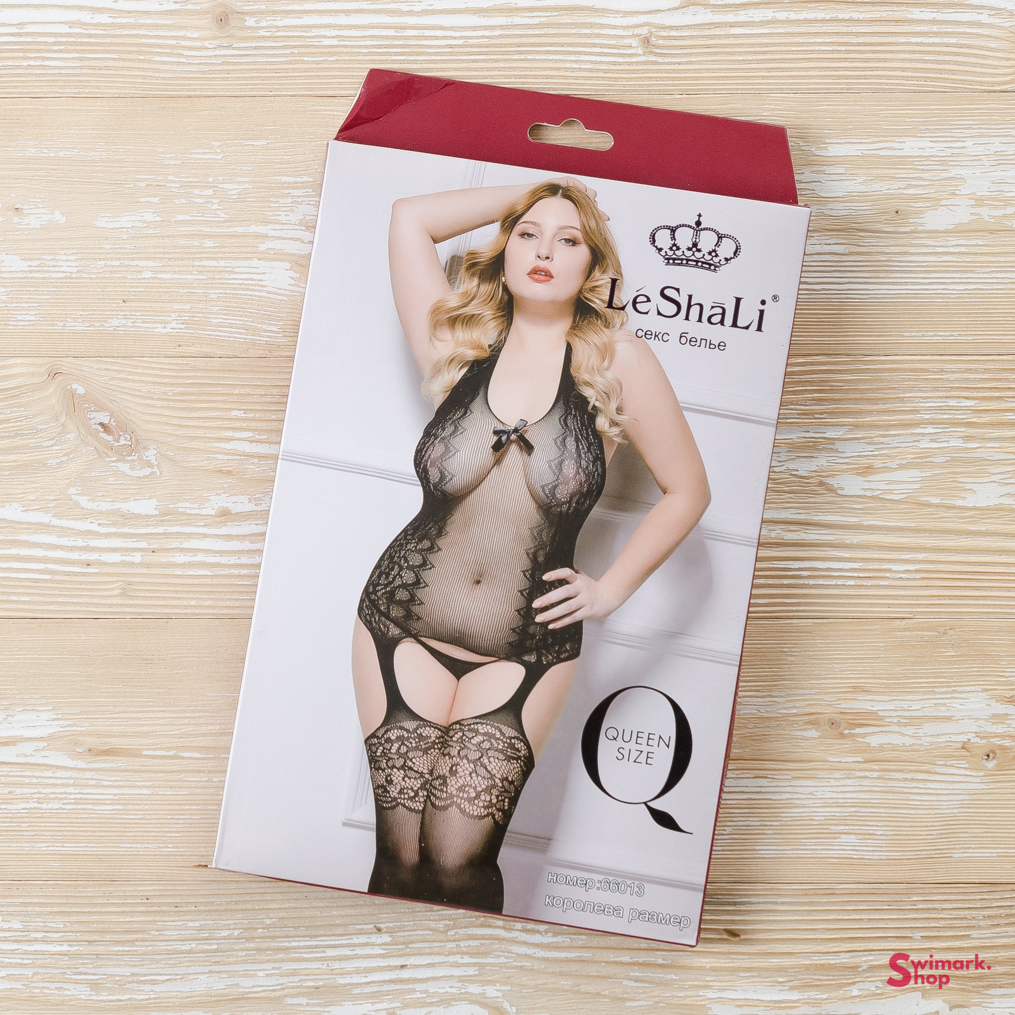Le Shali Эротическая боди-сетка LE SHALI 66013 Queen Size swimarkshop-6235-2.jpg