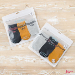 Носочки детские KOMAX Baby-7 color-7, 3 шт. в уп.