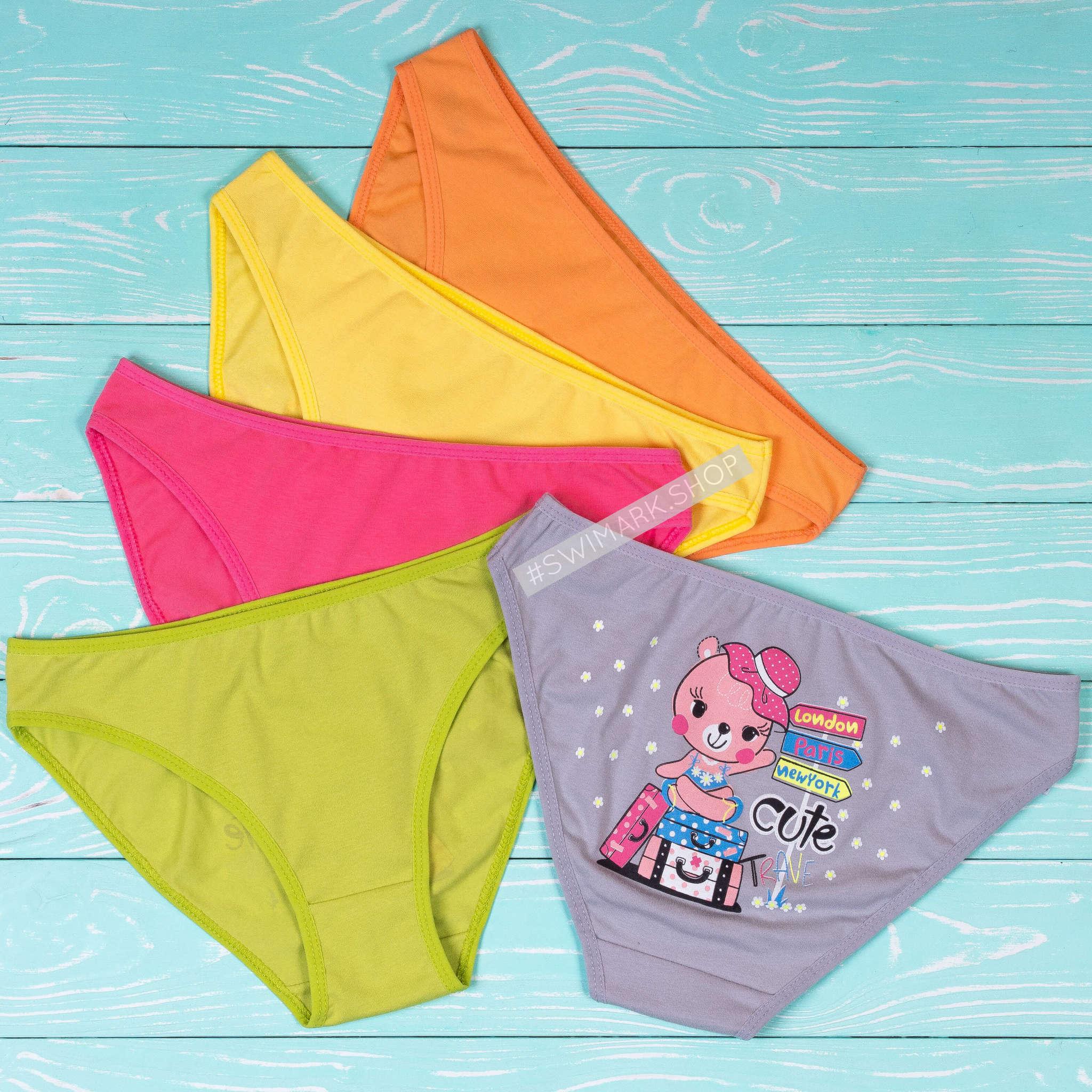 Трусики детские DOMI 76250-22, 6 шт. в упаковке swimark.shop15439.jpg