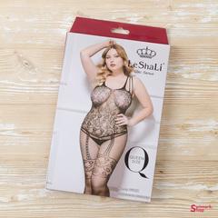 Эротическая боди-сетка LE SHALI 66022 Queen Size