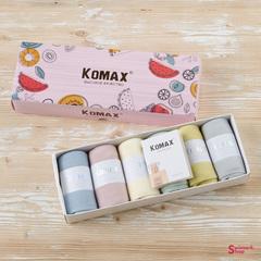 Носочки женские KOMAX BRR-30, 6 шт. в уп.