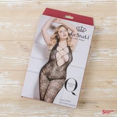 Эротическая боди-сетка LE SHALI 66023 Queen Size