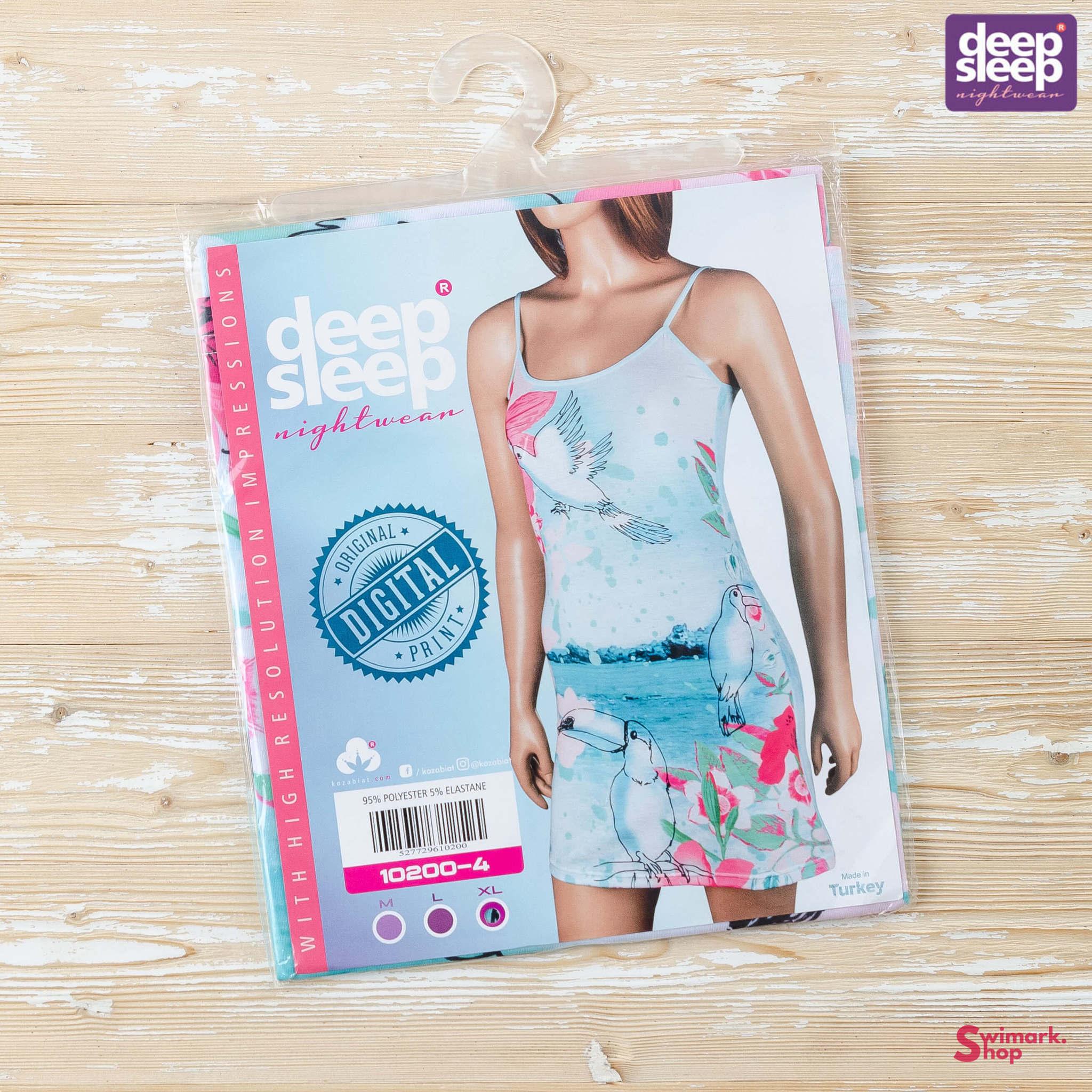 Сорочки Сорочка Deep Sleep 10200-4 kozabiat.shop88_888_903.jpg