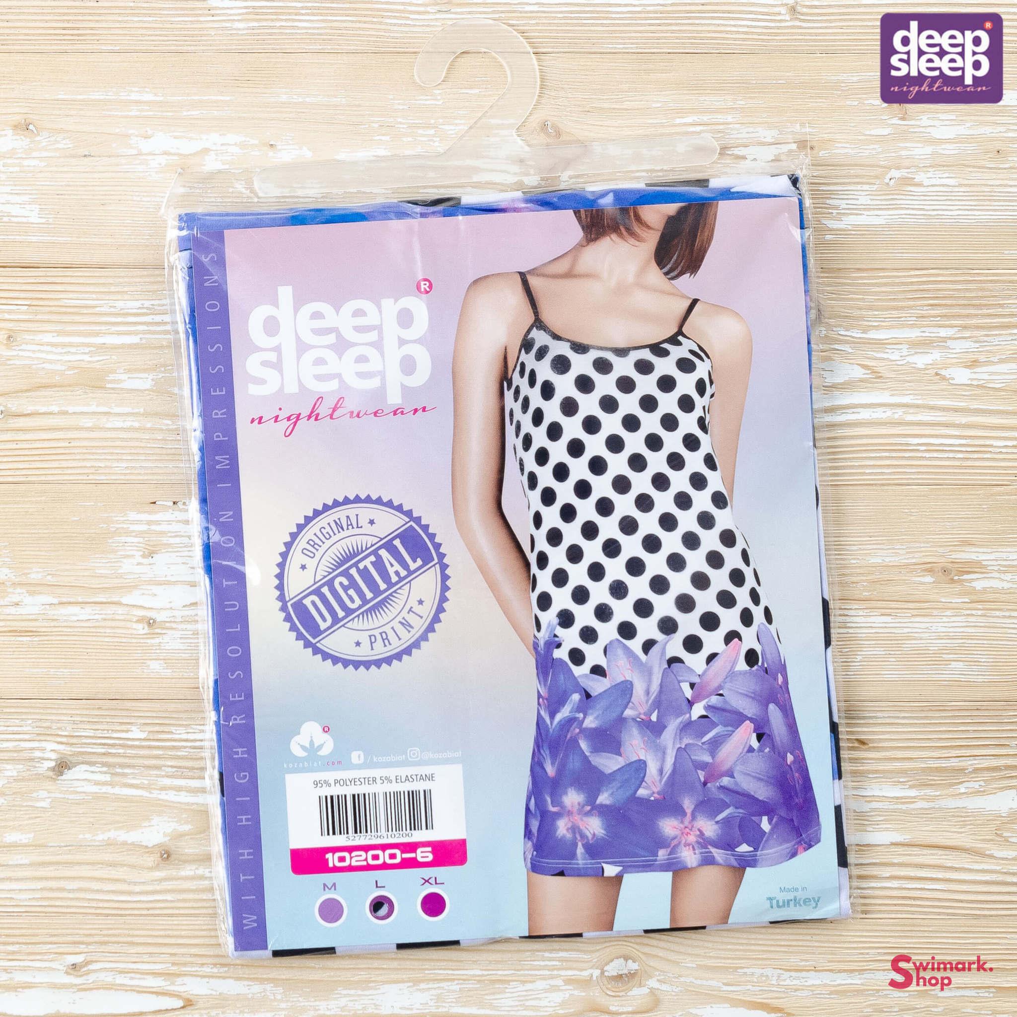 Сорочки Сорочка Deep Sleep 10200-6 kozabiat.shop88_888_929.jpg