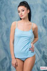 Майка женская Swimark C1110G, Небесно-голубой