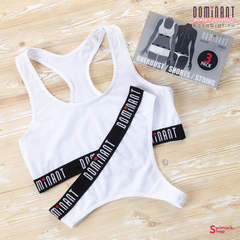 Комплект женский DOMINANT 95000, 3-ка, Белый
