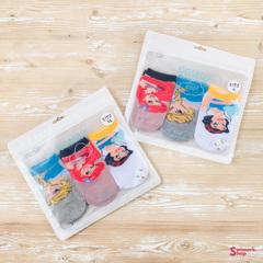 Носочки детские KOMAX Baby-7 color-2, 3 шт. в уп.